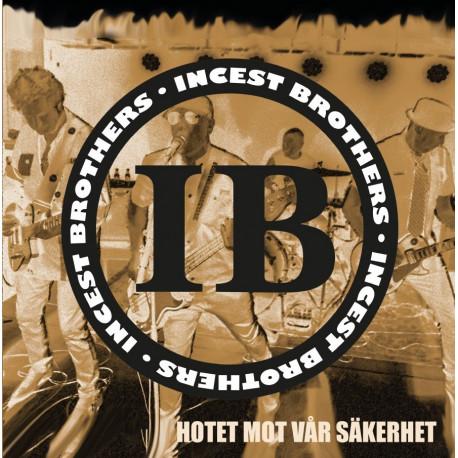 Hotet mot vår säkerhet (Vinyl LP) (Förhandsbokning)