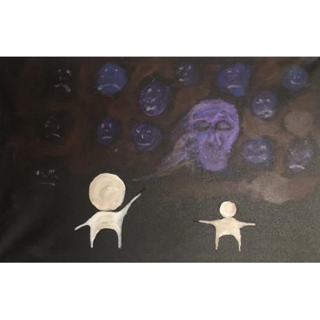 Tavla - Alla är rädda (förhandsbokning)