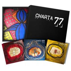 Ödesboxen + alla tre CD (CD-skivor) (FÖRHANDSBOKNING)