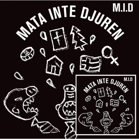 Mata Inte Djuren (vinyl-LP)