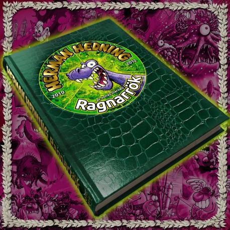 Ragnarrök (2010-2012, 304 sid)