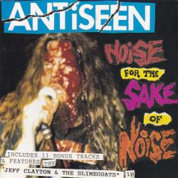 Noise For The Sake Of Noise (CD Album)