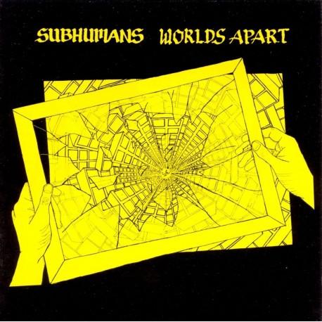 Worlds Apart (Vinyl)