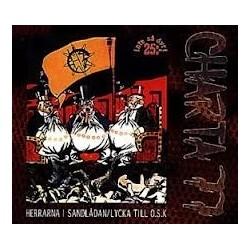 Herrarna I Sandlådan (CD singel)