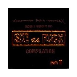 Straight Edge As Fuck Compilation Part III (CD album)