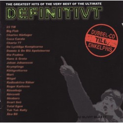 Definitivt The Greatest Hits.. (CD album)