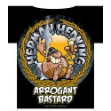 "T-shirt ""Arrogant Bastard"""
