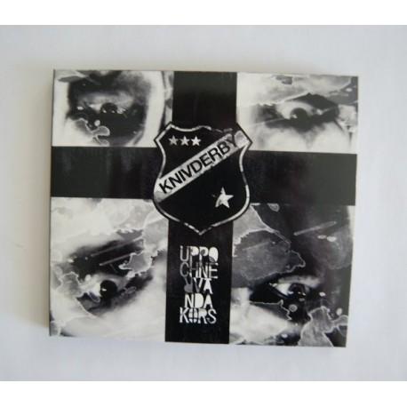 Uppochnervända Kors (CD)
