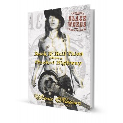 Rock 'n' roll tales from a crooked highway (Bok + CD)