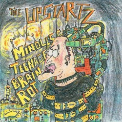 Mindless Teenage Brain Rot (CD)