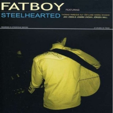 Steelhearted (CD)