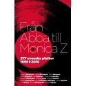 Från Abba till Monica Z (bok)