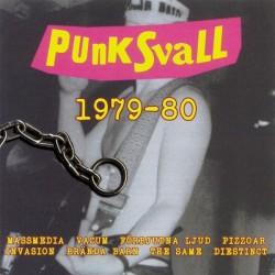 Punksvall 1979 - 1980 (CD)