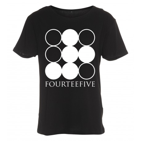 Fourteefive Logo t-shirt Male