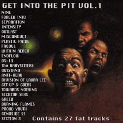 Get into the Pit Vol 1. (Compilation Album)