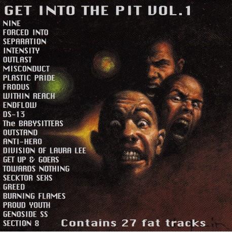 Get into the Pit Vol 1. (Compilation Album)