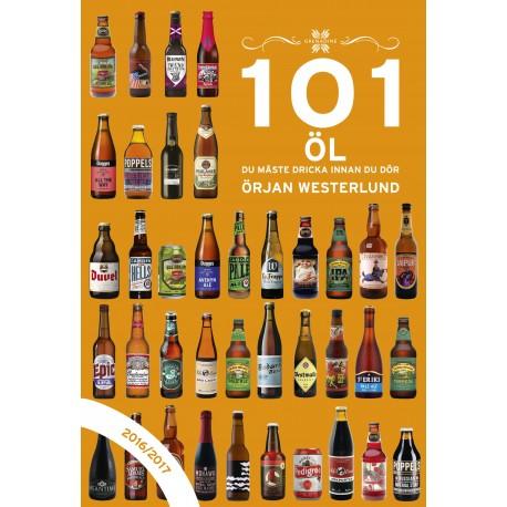 101 Öl du måste dricka innan du dör:2016/2017