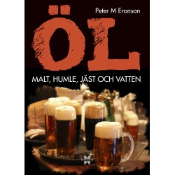 Öl, malt, humle, jäst & vatten