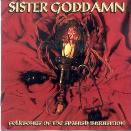 Folksongs Of The Spanish Inquisition (CD)