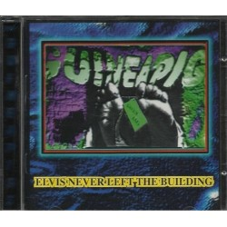 Elvis never left the building (CD album)