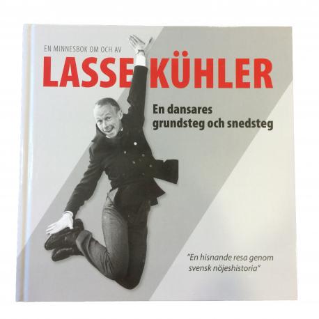 En minnesbok om och av Lasse Kühler (bok) (förhandsbokning)