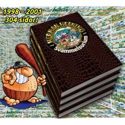 Svammelsurium (1998 - 2001, 304 sid)