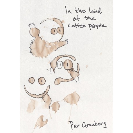 In The Land Of The Coffee People (pre-order) (book)