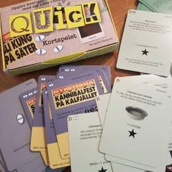 Quick - Kortspelet