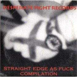 Straight Edge As Fuck
