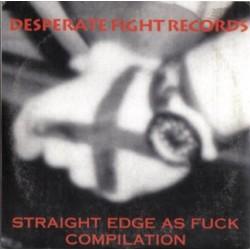 Straight Edge As Fuck