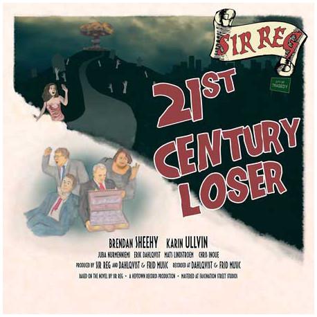 21st Century Loser (Vinyl LP)