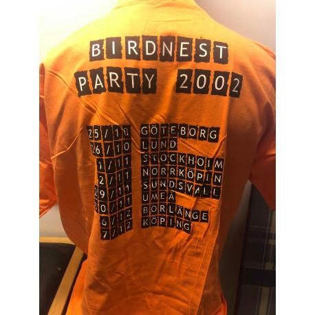 Birdnest Party 2002 (T-shirt)