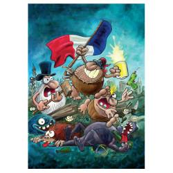 Vive La Révolution (Affisch)