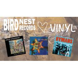 Birdnest Hjärta Vinyl IV - Alla tre skivorna (standardutgåvorna) (FÖRHANDSBOKNING)