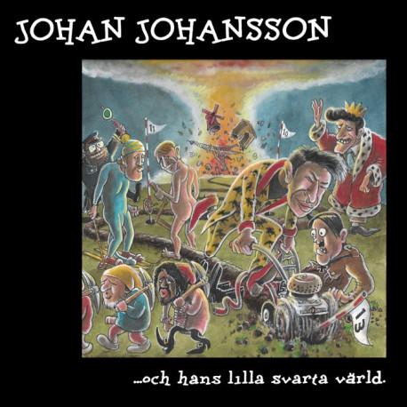 Johan Johansson - ..och hans lilla svarta värld (gatefold ANDstandard vinyl) (PRE-ORDER))
